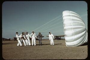 Parachute WII Library of Congress