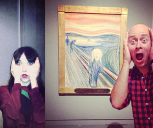 the scream instagram smaller