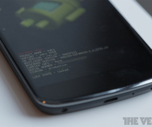 Galaxy Nexus bootloader