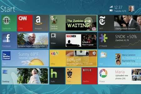 win8 ui mockup