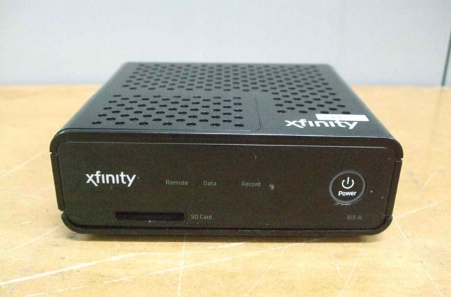New Comcast IPTV Set top Box Hits The FCC Could Be