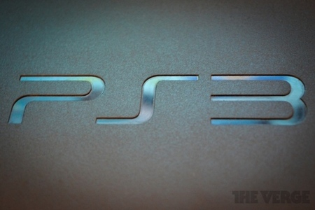 PS3 slim logo