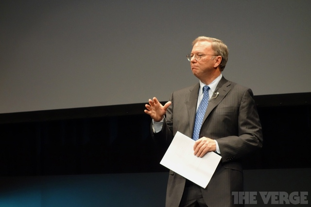 eric schmidt stock