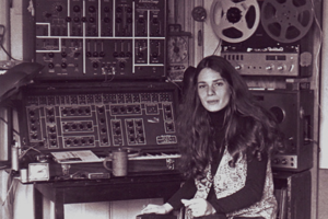Laurie Spiegel Pitchfork