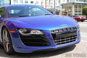 Audi R8 sports car design awesome stock 1024