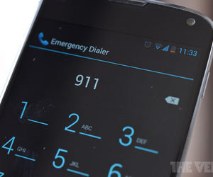 911 Emergency number (STOCK)