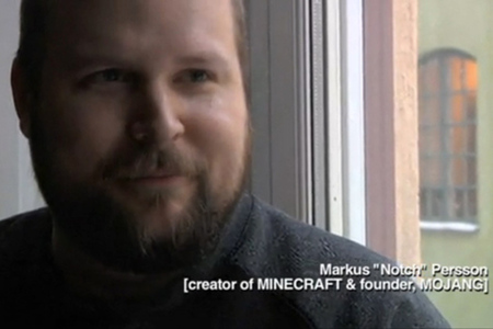 Minecraft: The Story of Mojang screencap