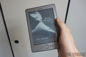 50 shades of grey kindle