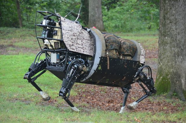 DARPA, scaring the life out of you one robot at a time...