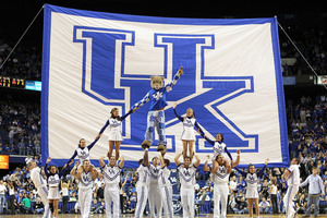 The Kentucky Wildcats have bounce-back-ability.