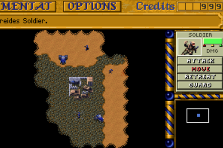 Dune II in JavaScript (2)