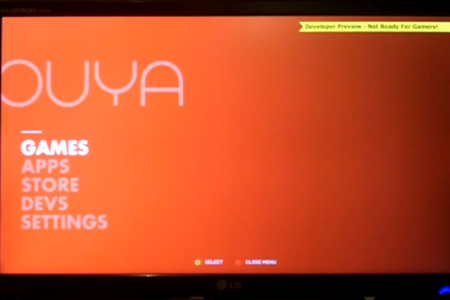 Ouya screengrab