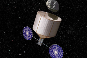 Keck Institute Asteroid retreival
