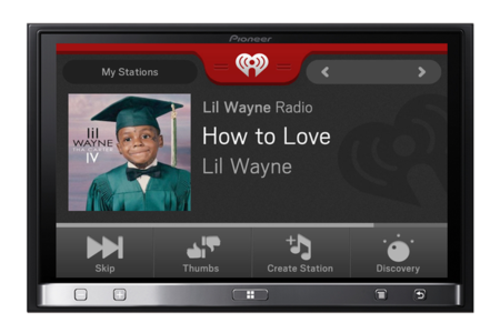 iheartradio car player