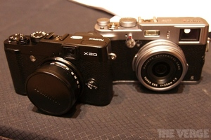 Fujifilm X20 and X100s