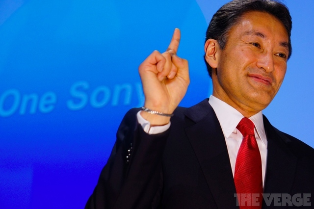 kaz hirai one sony stock