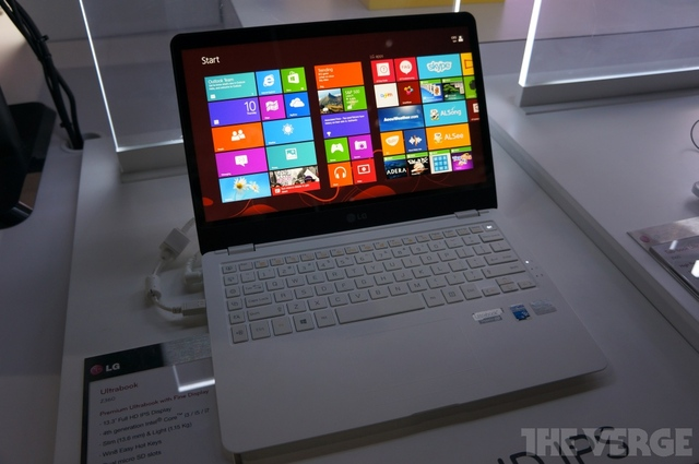 LG Z360 ultrabook (new)