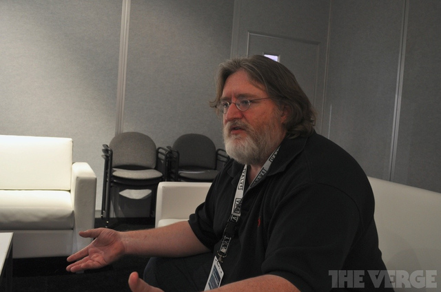 Gabe Newell