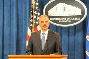 DOJ briefing