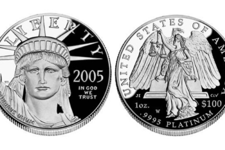 Platinum Coin