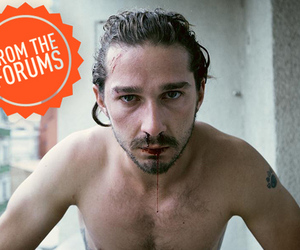 Shia LaBeouf from the forums
