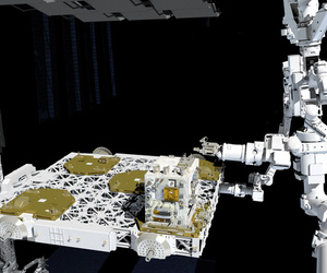 Dextre refuelling robot (NASA)