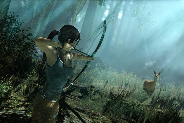 Wii U misses out on latest &#8216;Tomb Raider&#8217; title due to unconventional controller