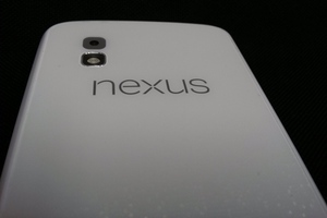White Nexus 4 PhoneArena