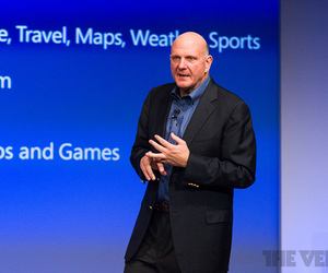 Steve Ballmer Microsoft stock