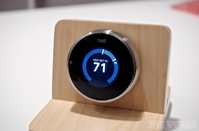 Gallery Photo: Nest 2G hands-on