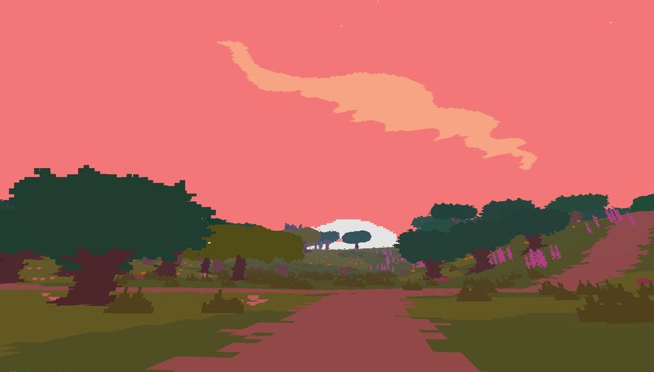 Gallery Photo: 'Proteus' screenshots