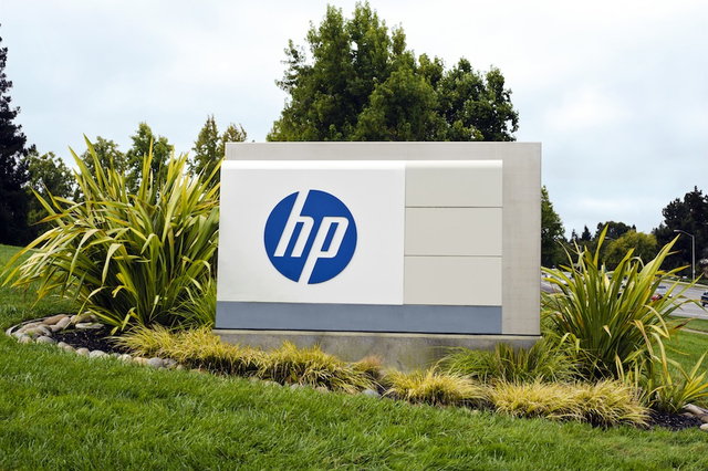 hp logo