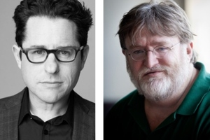 jj abrams gabe newell headshots dice 2013