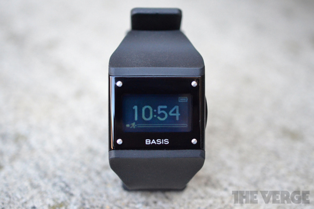 Basis B1 fitness band review: