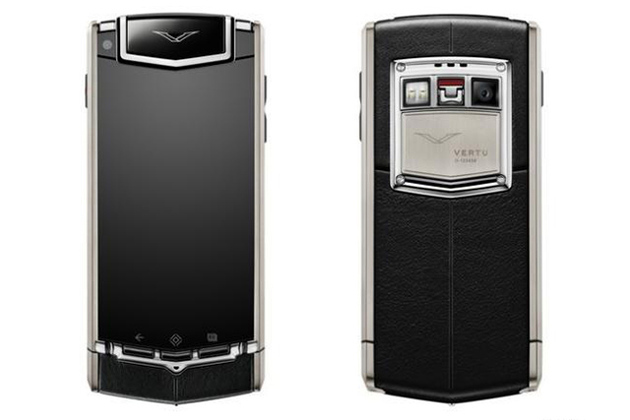 Vertu's new Android smartphone