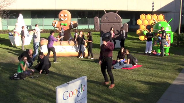 Google harlem shake