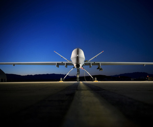 MQ-9 Reaper Drone (Credit: Lance Cheung / USAF)