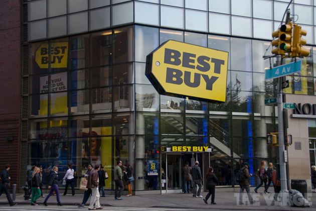 Best Buy store nyc (STOCK)