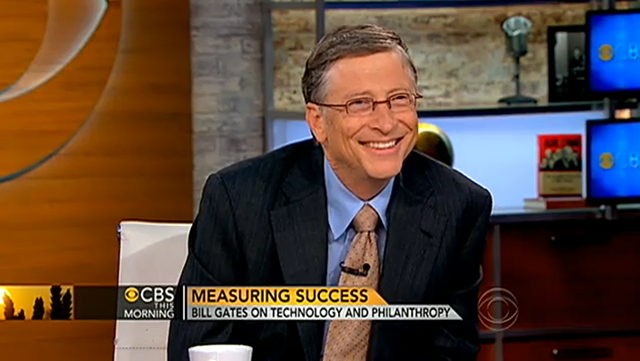 bill gates CBS