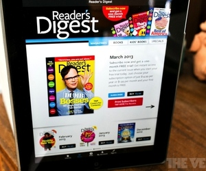 Reader's Digest stock 2 1020