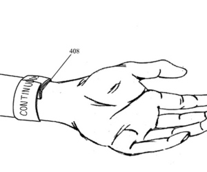 apple wearable patent