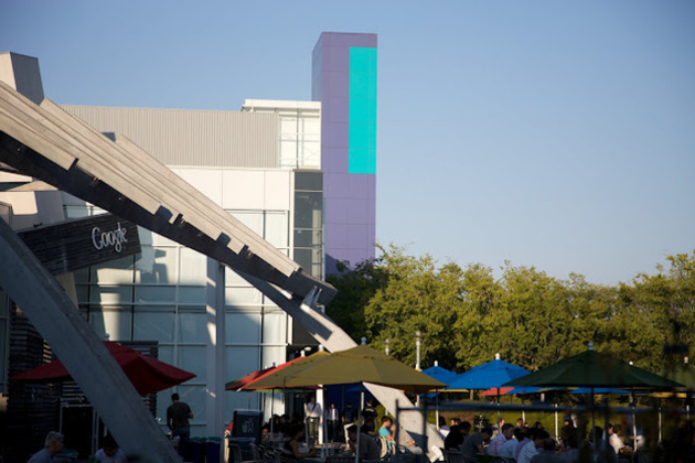 Google Mountain View