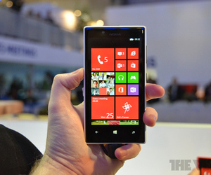 Gallery Photo: Nokia Lumia 720 hands-on photos