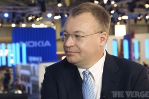Stephen Elop interview_stock
