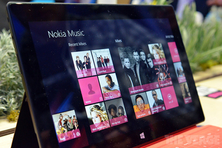 Nokia Music for Windows 8