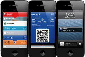 iOS 6 Passbook