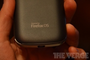 Powered by Firefox OS