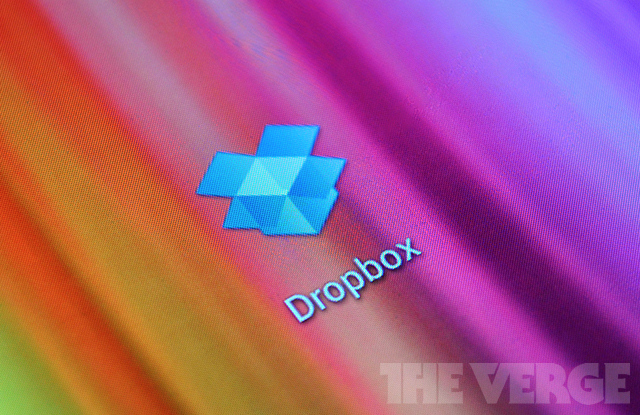 dropbox for android