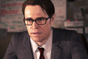Willem Dafoe Beyond Two Souls