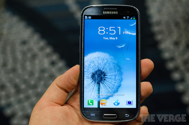 Galaxy S III bug bypasses lockscreen, allowing access to all personal